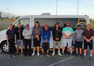 pegasus golfers